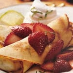 Treat Mom to these Tasty Crepes